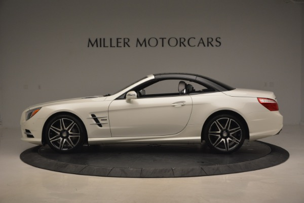 Used 2015 Mercedes Benz SL-Class SL 550 for sale Sold at Rolls-Royce Motor Cars Greenwich in Greenwich CT 06830 17