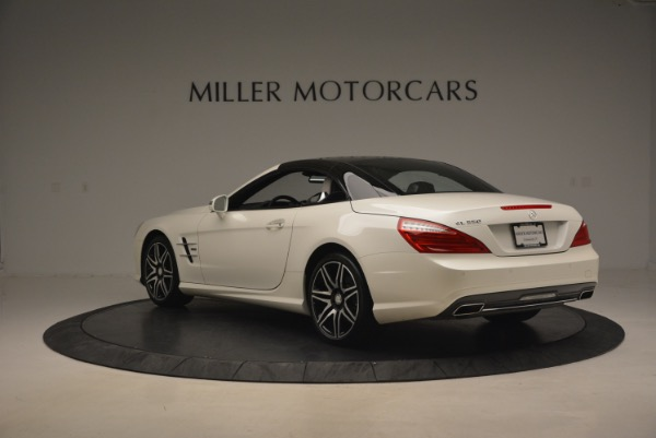 Used 2015 Mercedes Benz SL-Class SL 550 for sale Sold at Rolls-Royce Motor Cars Greenwich in Greenwich CT 06830 19