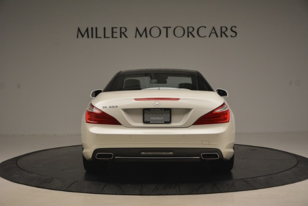 Used 2015 Mercedes Benz SL-Class SL 550 for sale Sold at Rolls-Royce Motor Cars Greenwich in Greenwich CT 06830 20
