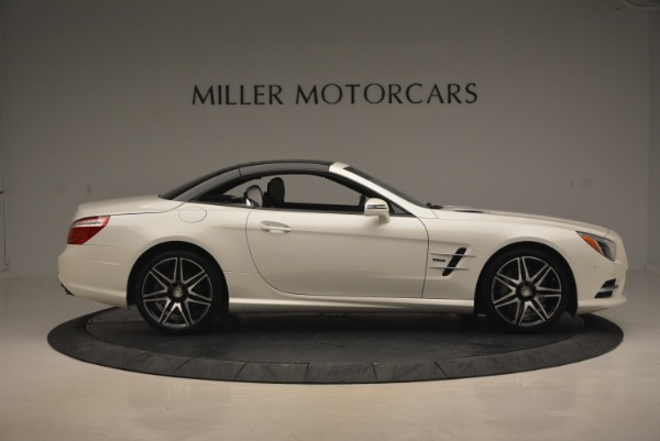 Used 2015 Mercedes Benz SL-Class SL 550 for sale Sold at Rolls-Royce Motor Cars Greenwich in Greenwich CT 06830 23