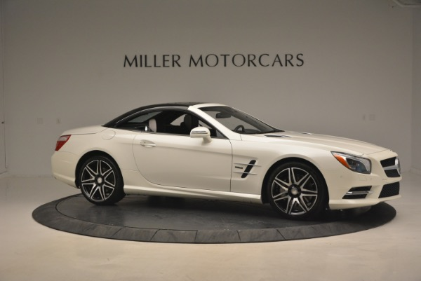 Used 2015 Mercedes Benz SL-Class SL 550 for sale Sold at Rolls-Royce Motor Cars Greenwich in Greenwich CT 06830 24