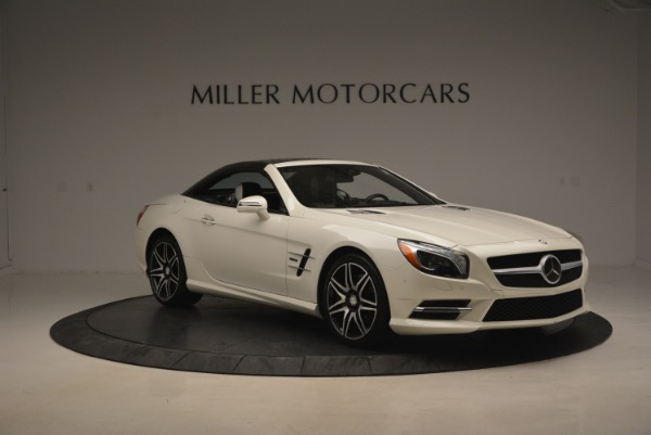 Used 2015 Mercedes Benz SL-Class SL 550 for sale Sold at Rolls-Royce Motor Cars Greenwich in Greenwich CT 06830 25