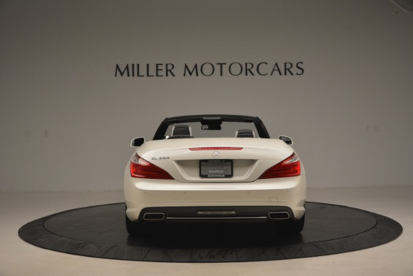Used 2015 Mercedes Benz SL-Class SL 550 for sale Sold at Rolls-Royce Motor Cars Greenwich in Greenwich CT 06830 6