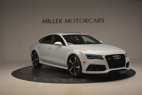 Used 2014 Audi RS 7 4.0T quattro Prestige for sale Sold at Rolls-Royce Motor Cars Greenwich in Greenwich CT 06830 11