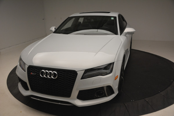 Used 2014 Audi RS 7 4.0T quattro Prestige for sale Sold at Rolls-Royce Motor Cars Greenwich in Greenwich CT 06830 13