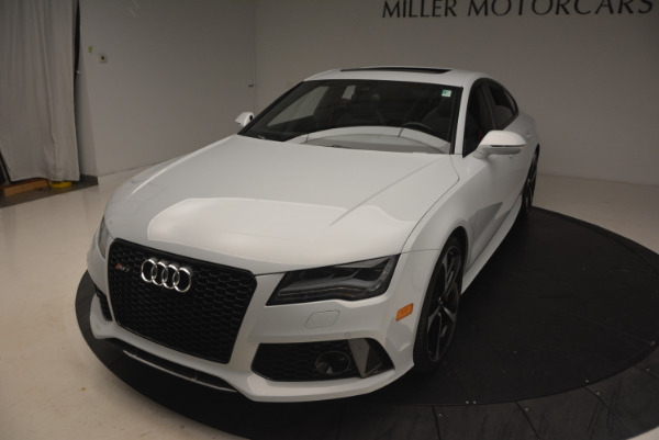 Used 2014 Audi RS 7 4.0T quattro Prestige for sale Sold at Rolls-Royce Motor Cars Greenwich in Greenwich CT 06830 14