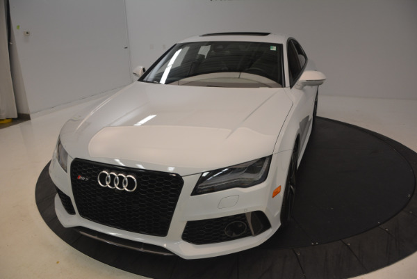 Used 2014 Audi RS 7 4.0T quattro Prestige for sale Sold at Rolls-Royce Motor Cars Greenwich in Greenwich CT 06830 15