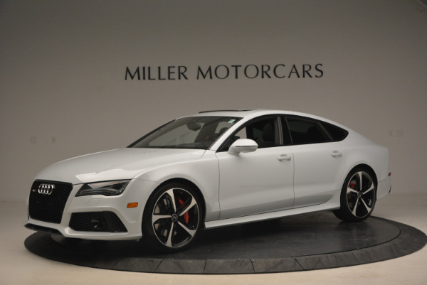 Used 2014 Audi RS 7 4.0T quattro Prestige for sale Sold at Rolls-Royce Motor Cars Greenwich in Greenwich CT 06830 2