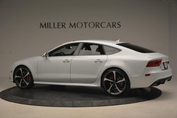 Used 2014 Audi RS 7 4.0T quattro Prestige for sale Sold at Rolls-Royce Motor Cars Greenwich in Greenwich CT 06830 4