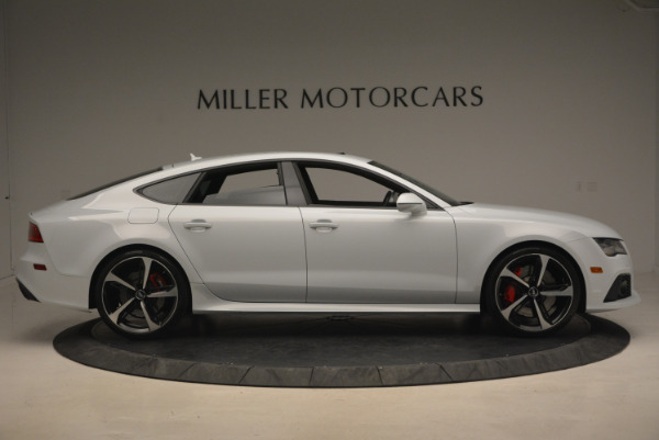 Used 2014 Audi RS 7 4.0T quattro Prestige for sale Sold at Rolls-Royce Motor Cars Greenwich in Greenwich CT 06830 9