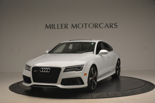 Used 2014 Audi RS 7 4.0T quattro Prestige for sale Sold at Rolls-Royce Motor Cars Greenwich in Greenwich CT 06830 1