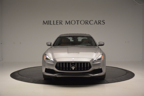 New 2017 Maserati Quattroporte S Q4 GranLusso for sale Sold at Rolls-Royce Motor Cars Greenwich in Greenwich CT 06830 12