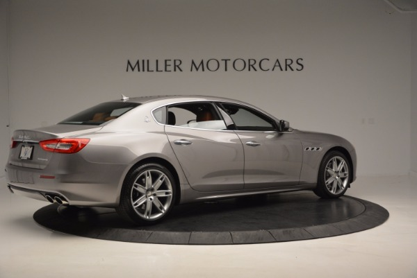 New 2017 Maserati Quattroporte S Q4 GranLusso for sale Sold at Rolls-Royce Motor Cars Greenwich in Greenwich CT 06830 8