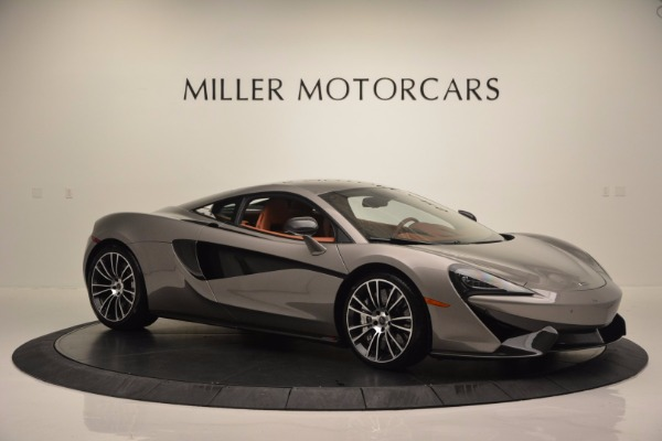 Used 2016 McLaren 570S for sale Sold at Rolls-Royce Motor Cars Greenwich in Greenwich CT 06830 10