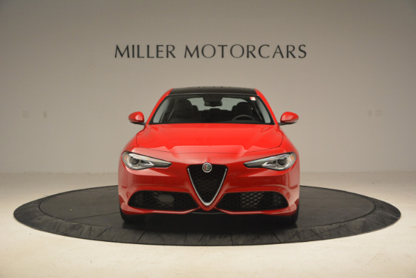 New 2017 Alfa Romeo Giulia Q4 for sale Sold at Rolls-Royce Motor Cars Greenwich in Greenwich CT 06830 14
