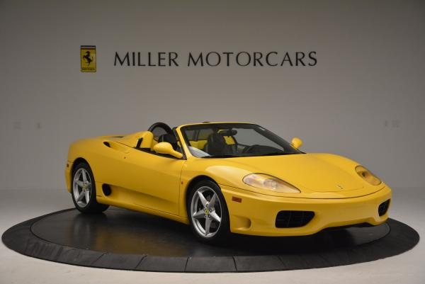 Used 2003 Ferrari 360 Spider 6-Speed Manual for sale Sold at Rolls-Royce Motor Cars Greenwich in Greenwich CT 06830 11