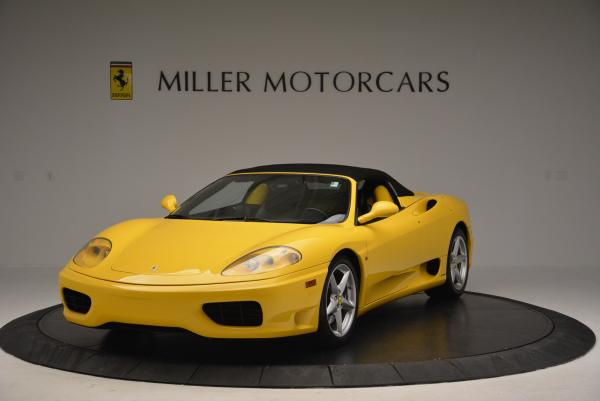Used 2003 Ferrari 360 Spider 6-Speed Manual for sale Sold at Rolls-Royce Motor Cars Greenwich in Greenwich CT 06830 13