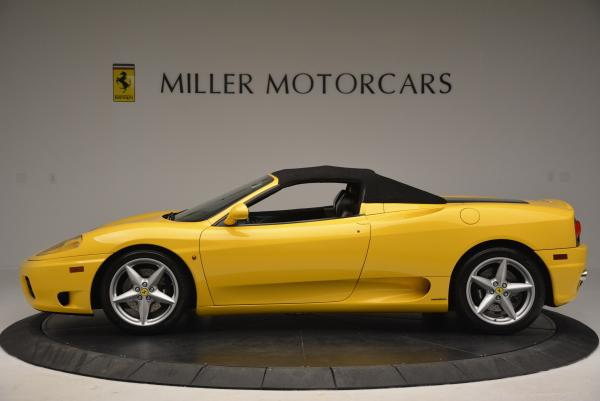 Used 2003 Ferrari 360 Spider 6-Speed Manual for sale Sold at Rolls-Royce Motor Cars Greenwich in Greenwich CT 06830 15