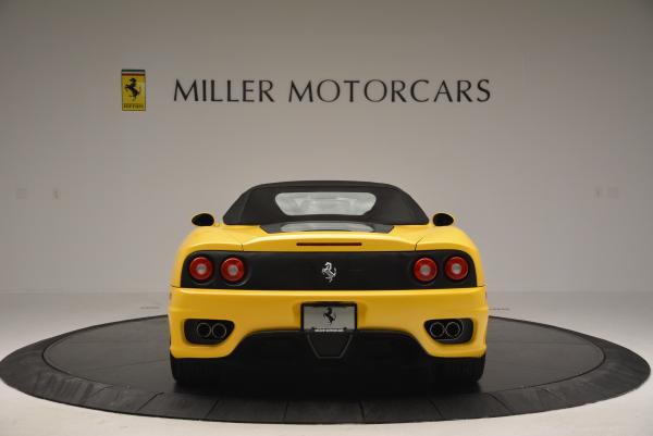 Used 2003 Ferrari 360 Spider 6-Speed Manual for sale Sold at Rolls-Royce Motor Cars Greenwich in Greenwich CT 06830 18