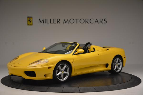 Used 2003 Ferrari 360 Spider 6-Speed Manual for sale Sold at Rolls-Royce Motor Cars Greenwich in Greenwich CT 06830 2