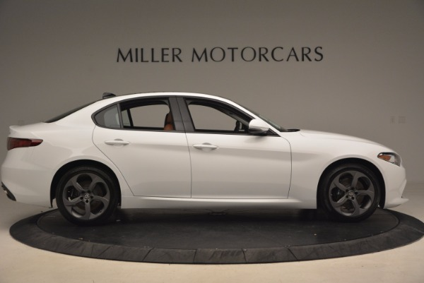 New 2017 Alfa Romeo Giulia Q4 for sale Sold at Rolls-Royce Motor Cars Greenwich in Greenwich CT 06830 10