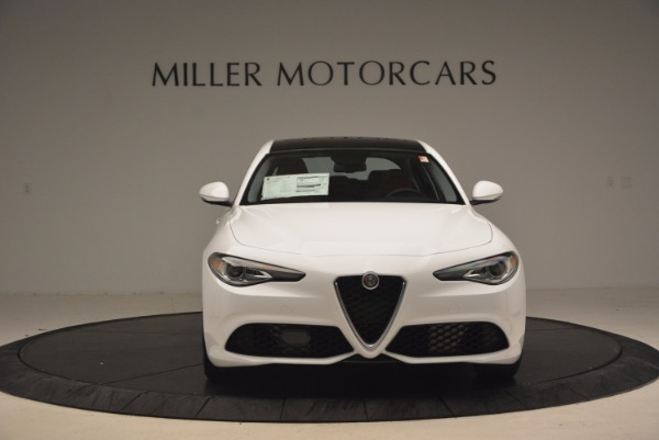 New 2017 Alfa Romeo Giulia Q4 for sale Sold at Rolls-Royce Motor Cars Greenwich in Greenwich CT 06830 13