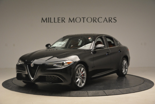 New 2017 Alfa Romeo Giulia Q4 for sale Sold at Rolls-Royce Motor Cars Greenwich in Greenwich CT 06830 2
