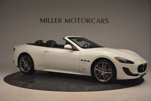 Used 2016 Maserati GranTurismo Sport for sale Sold at Rolls-Royce Motor Cars Greenwich in Greenwich CT 06830 11