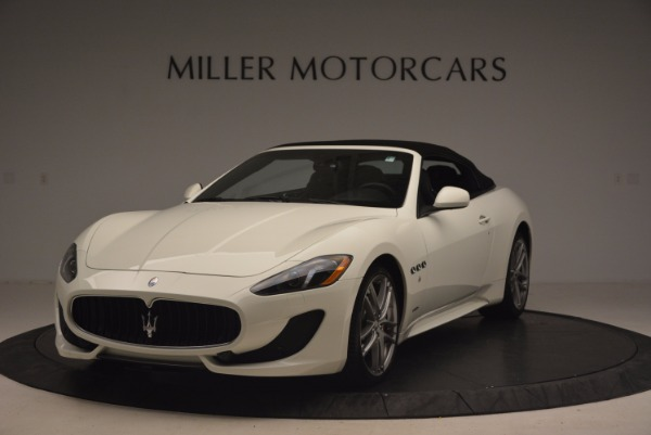 Used 2016 Maserati GranTurismo Sport for sale Sold at Rolls-Royce Motor Cars Greenwich in Greenwich CT 06830 14