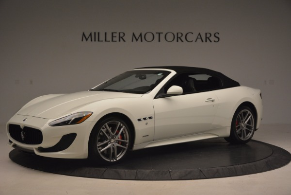 Used 2016 Maserati GranTurismo Sport for sale Sold at Rolls-Royce Motor Cars Greenwich in Greenwich CT 06830 15