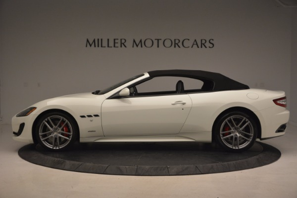Used 2016 Maserati GranTurismo Sport for sale Sold at Rolls-Royce Motor Cars Greenwich in Greenwich CT 06830 16