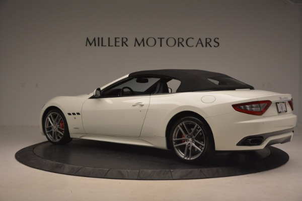 Used 2016 Maserati GranTurismo Sport for sale Sold at Rolls-Royce Motor Cars Greenwich in Greenwich CT 06830 17