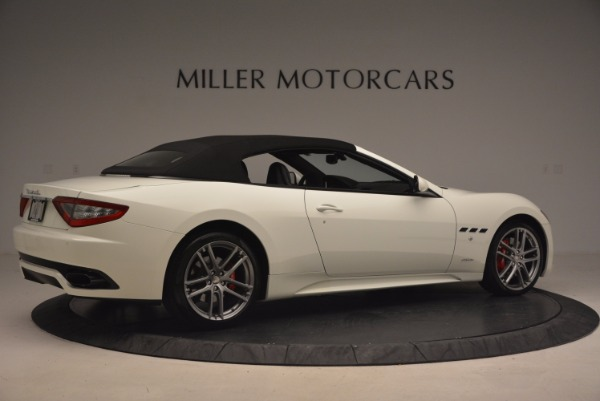 Used 2016 Maserati GranTurismo Sport for sale Sold at Rolls-Royce Motor Cars Greenwich in Greenwich CT 06830 21