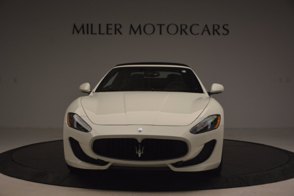 Used 2016 Maserati GranTurismo Sport for sale Sold at Rolls-Royce Motor Cars Greenwich in Greenwich CT 06830 25