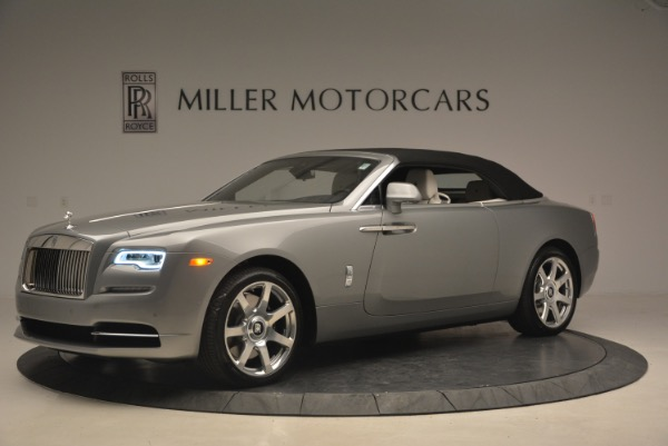 Used 2016 Rolls-Royce Dawn for sale Sold at Rolls-Royce Motor Cars Greenwich in Greenwich CT 06830 15