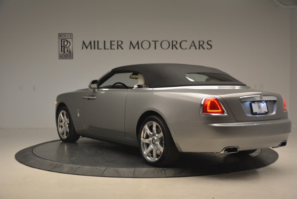 Used 2016 Rolls-Royce Dawn for sale Sold at Rolls-Royce Motor Cars Greenwich in Greenwich CT 06830 18