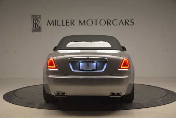 Used 2016 Rolls-Royce Dawn for sale Sold at Rolls-Royce Motor Cars Greenwich in Greenwich CT 06830 19