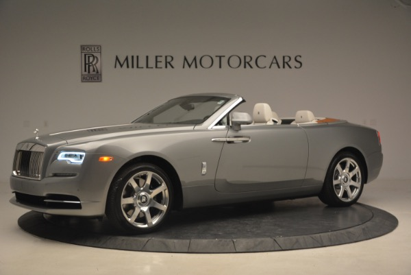 Used 2016 Rolls-Royce Dawn for sale Sold at Rolls-Royce Motor Cars Greenwich in Greenwich CT 06830 2