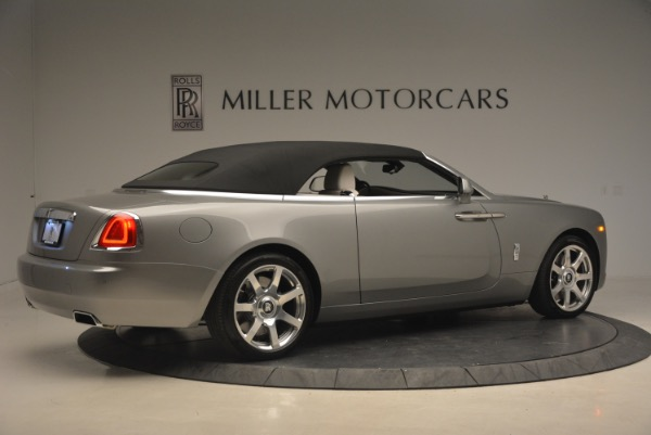 Used 2016 Rolls-Royce Dawn for sale Sold at Rolls-Royce Motor Cars Greenwich in Greenwich CT 06830 21