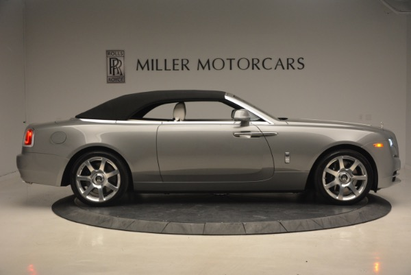 Used 2016 Rolls-Royce Dawn for sale Sold at Rolls-Royce Motor Cars Greenwich in Greenwich CT 06830 22
