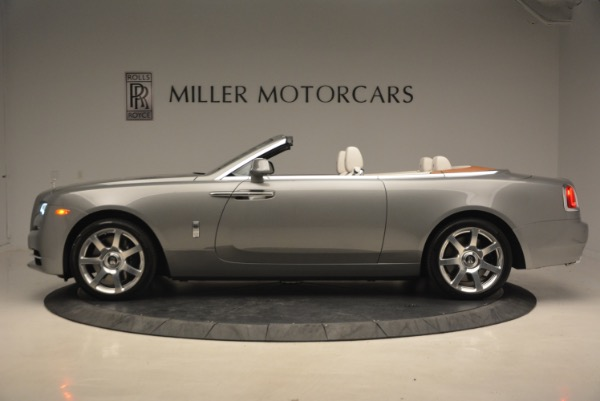 Used 2016 Rolls-Royce Dawn for sale Sold at Rolls-Royce Motor Cars Greenwich in Greenwich CT 06830 3