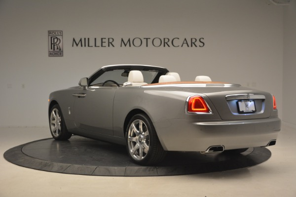 Used 2016 Rolls-Royce Dawn for sale Sold at Rolls-Royce Motor Cars Greenwich in Greenwich CT 06830 5