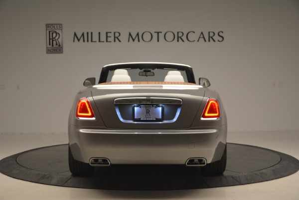 Used 2016 Rolls-Royce Dawn for sale Sold at Rolls-Royce Motor Cars Greenwich in Greenwich CT 06830 6