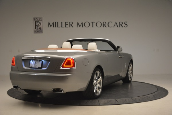 Used 2016 Rolls-Royce Dawn for sale Sold at Rolls-Royce Motor Cars Greenwich in Greenwich CT 06830 7