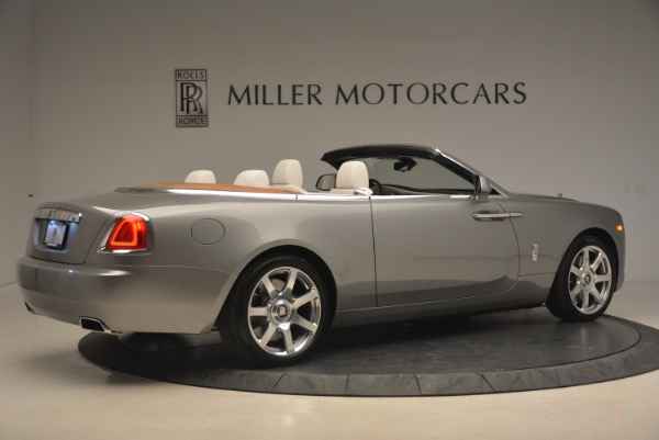 Used 2016 Rolls-Royce Dawn for sale Sold at Rolls-Royce Motor Cars Greenwich in Greenwich CT 06830 8