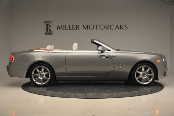 Used 2016 Rolls-Royce Dawn for sale Sold at Rolls-Royce Motor Cars Greenwich in Greenwich CT 06830 9