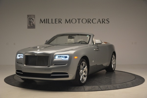 Used 2016 Rolls-Royce Dawn for sale Sold at Rolls-Royce Motor Cars Greenwich in Greenwich CT 06830 1