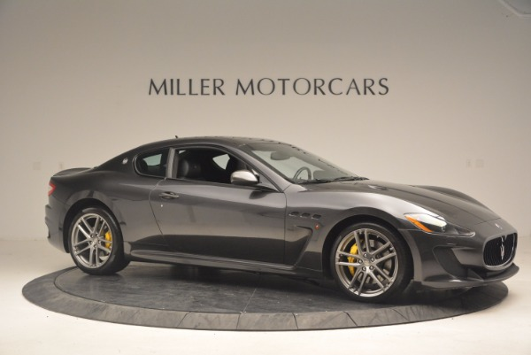 Used 2012 Maserati GranTurismo MC for sale Sold at Rolls-Royce Motor Cars Greenwich in Greenwich CT 06830 10