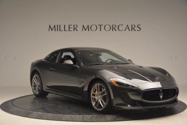Used 2012 Maserati GranTurismo MC for sale Sold at Rolls-Royce Motor Cars Greenwich in Greenwich CT 06830 11