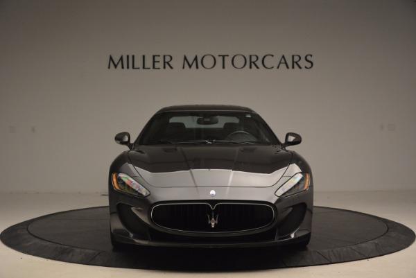 Used 2012 Maserati GranTurismo MC for sale Sold at Rolls-Royce Motor Cars Greenwich in Greenwich CT 06830 12